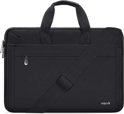 MOSISO 17.3 inch Laptop Shoulder Bag Carrying Case