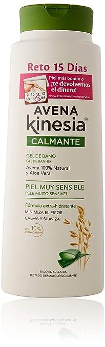 Avena Kinesia Gel de Baño Calmante - 600 ml: Amazon.es