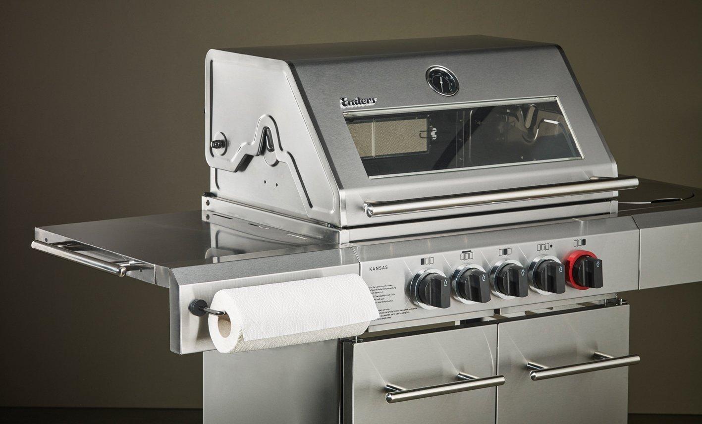 Enders Gasgrill Kansas 4 : Enders outdoor küche kansas pro sik profi turbo enders outdoor
