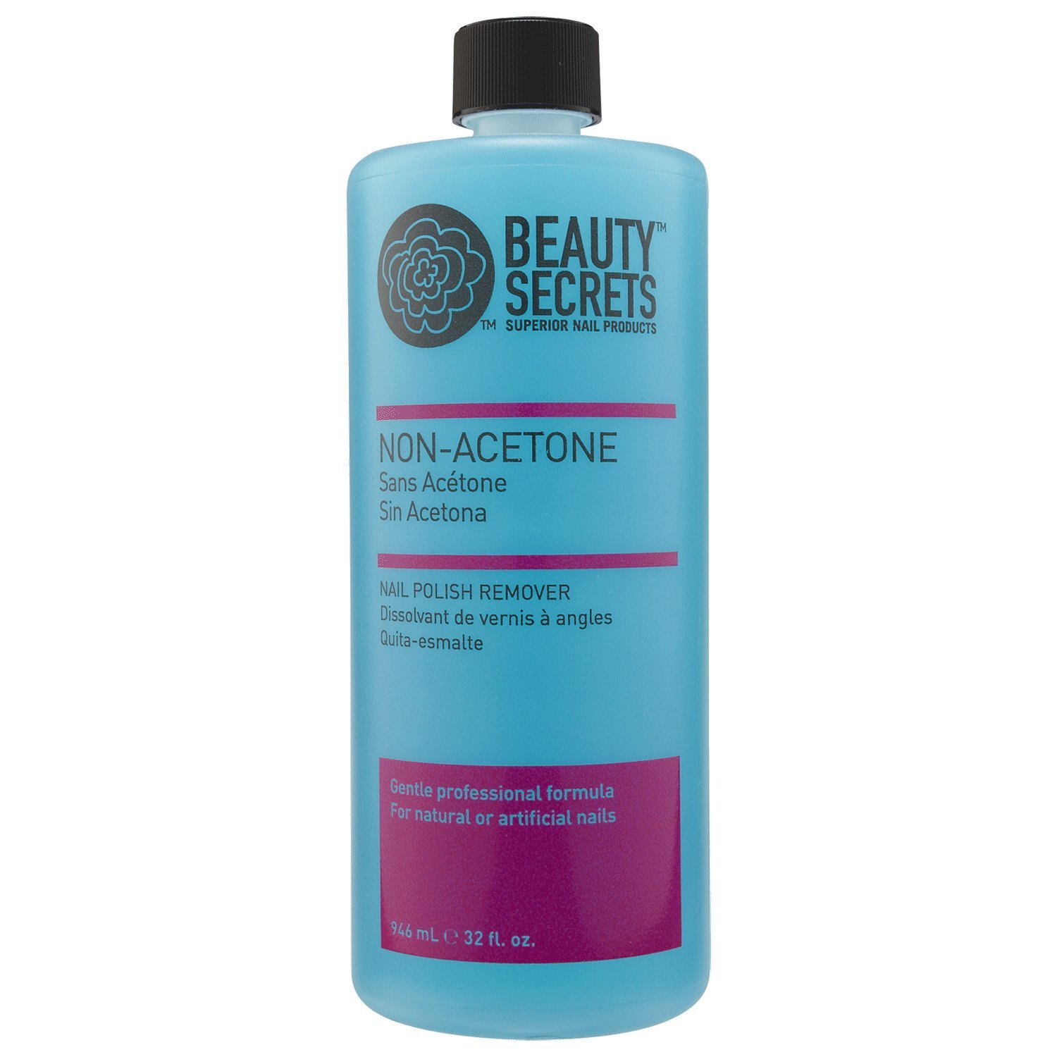 Amazon.com : Non Acetone Nail Polish Remover : Beauty
