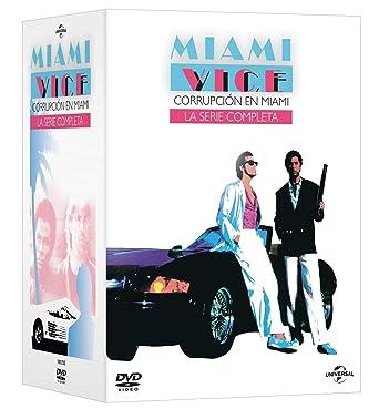 Pack: Corrupción En Miami - Serie Completa [DVD]: Amazon.es: Don ...