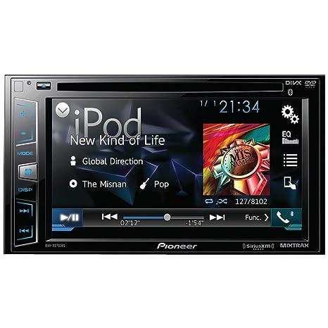 Pioneer AVH-X2700BS receptor multimedia para coche - Radio para coche: Amazon.es: Electrónica