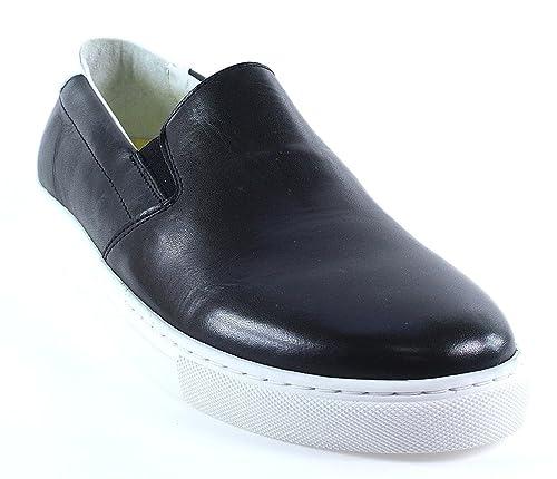 Tommy Hilfiger - Mocasines para hombre Negro negro, color Negro, talla 44: Amazon.es: Zapatos y complementos