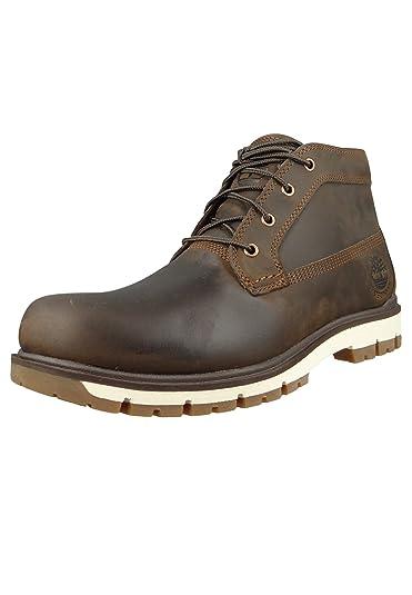 Timberland Stivali per Uomo A1UOW Radford Dark Brown