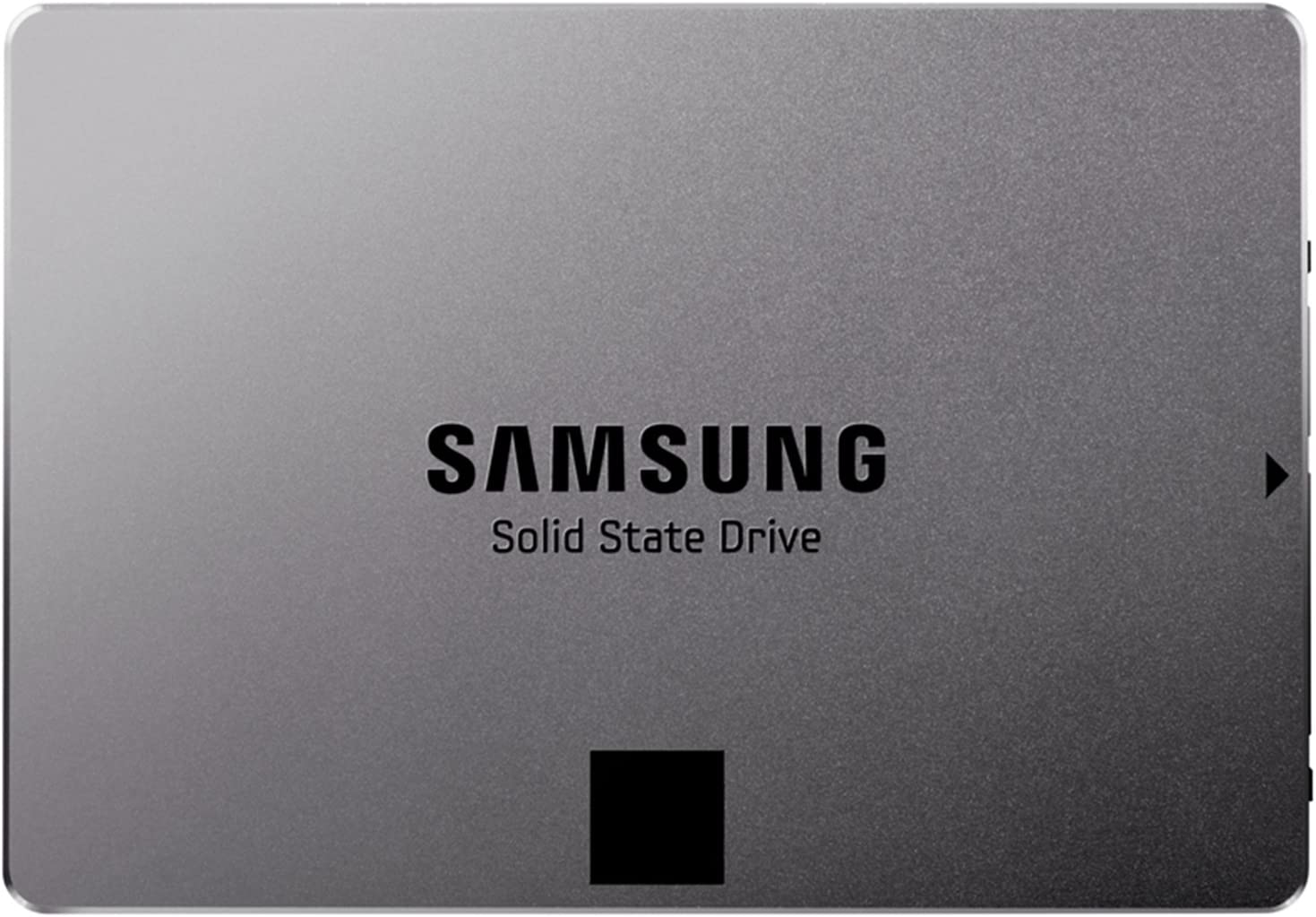 Samsung Electronics 840 EVO-Series 500GB 2.5-Inch SATA III Single Unit Version Internal Solid State Drive MZ-7TE500BW