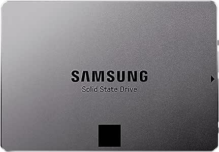 Samsung Electronics 840 EVO-Series 120GB 2.5-Inch SATA III Single Unit Version Internal Solid State Drive MZ-7TE120BW
