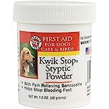 Kwik-Stop Styptic Powder 1.5 Ounce