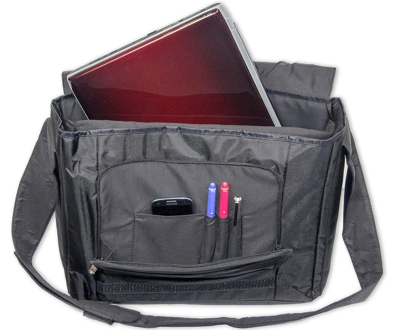 Borsa Laptop Case a Tracolla Qualità 17 Di Alta 14 Pollici z8T7qFX