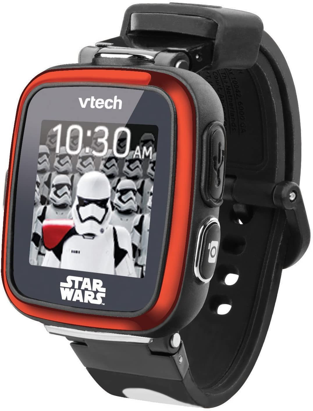 VTech Reloj multifunción Star Wars Trooper Black (3480-194227)