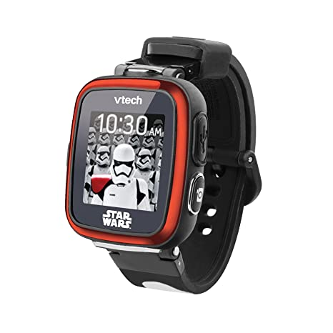 VTech- Reloj multifunción Star Wars Trooper Black (3480-194227)