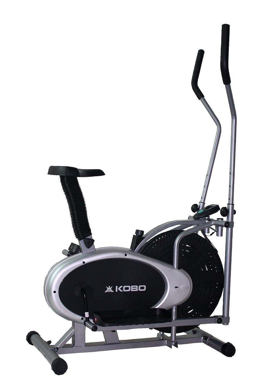 Kobo Imported Orbitrac Dual Function/Exercise Bike (Cycle & Cross Trainer)