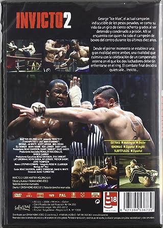 Invicto 2 [DVD]: Amazon.es: Michael Jai White, Scott Adkins ...
