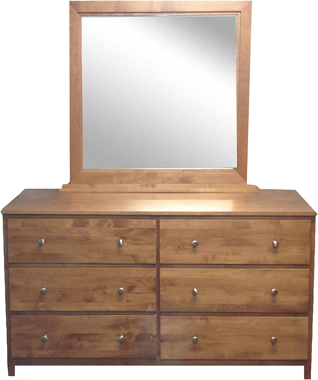 Amazon Com Forest Designs Urban Six Drawer Dresser 60w X 32h X