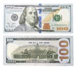 EWIBUSA 1 total $10,000 Dollar bills Double-Sided