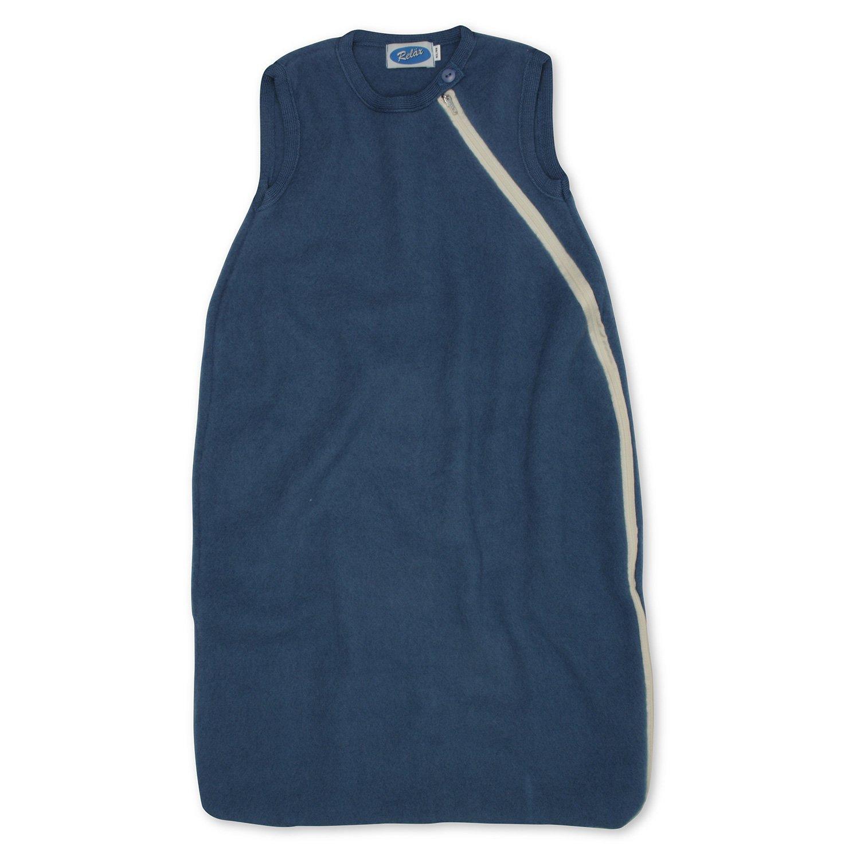 Reiff Baby Schlafsack aus kuschelig weichem Wollfleece - Fleeceschlafsack, 100% Merinoschurwollfleece kbT