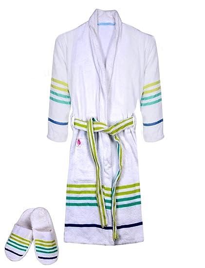CASA COPENHAGEN - Juego de toallas de baño de algodón (475 g/m²)