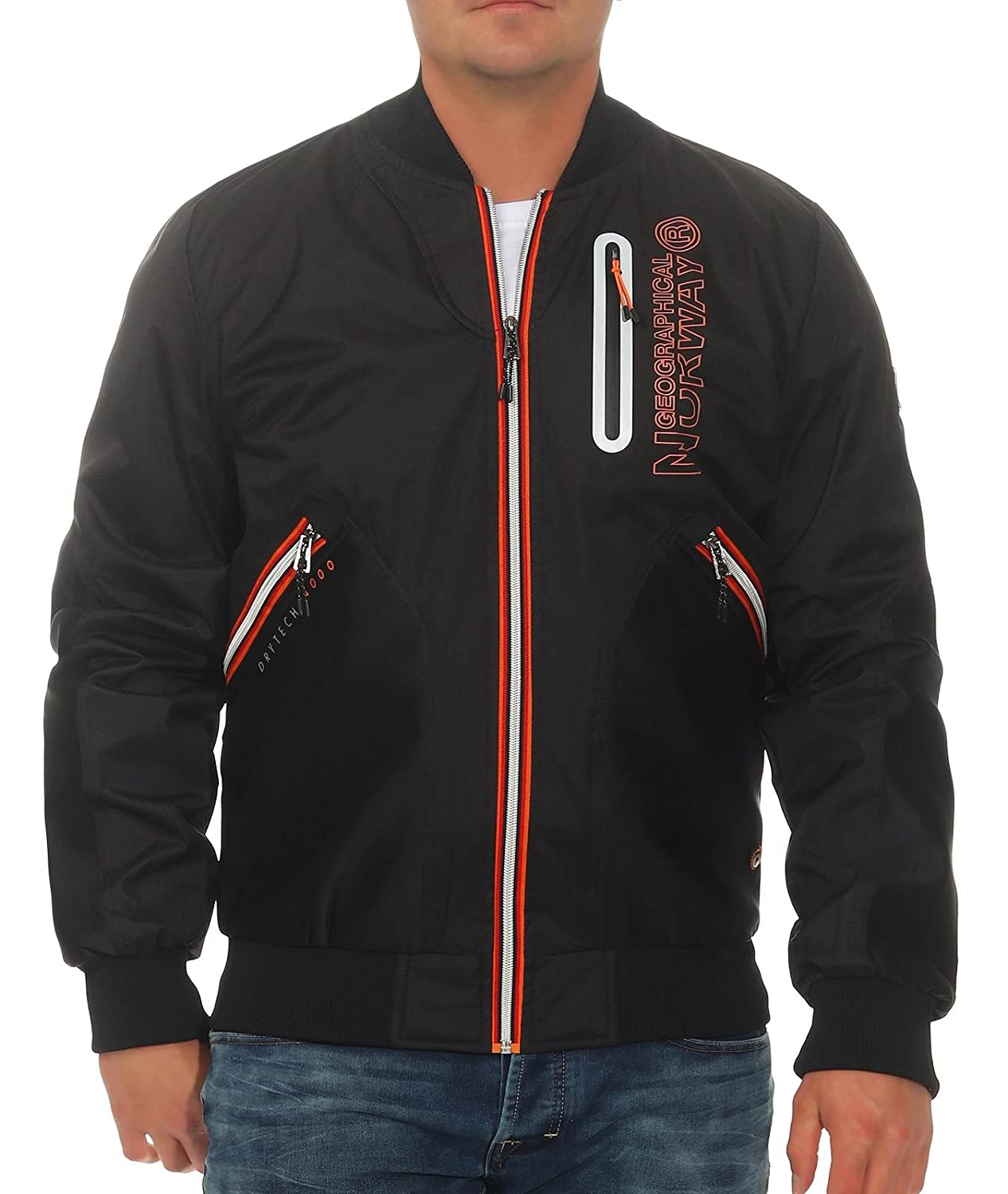 TALLA M. Geographical Norway Cortavientos CAMPVALLEY Hombre