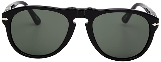 9e61bceefd Amazon.com  Persol Mens 0PO0649 95 58 Square Sunglasses