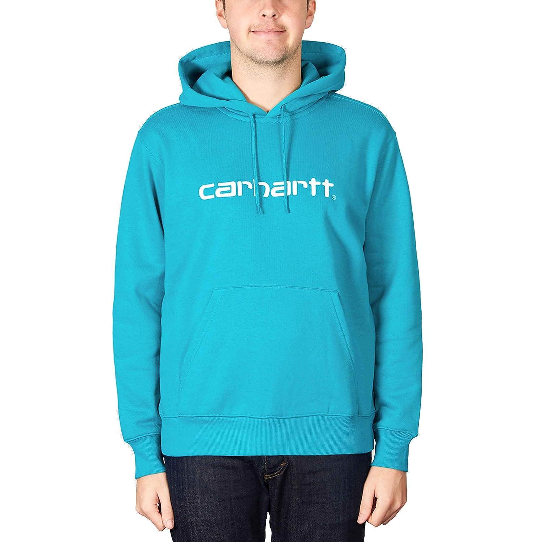 Carhartt Pullover Hood Cauma Weiß