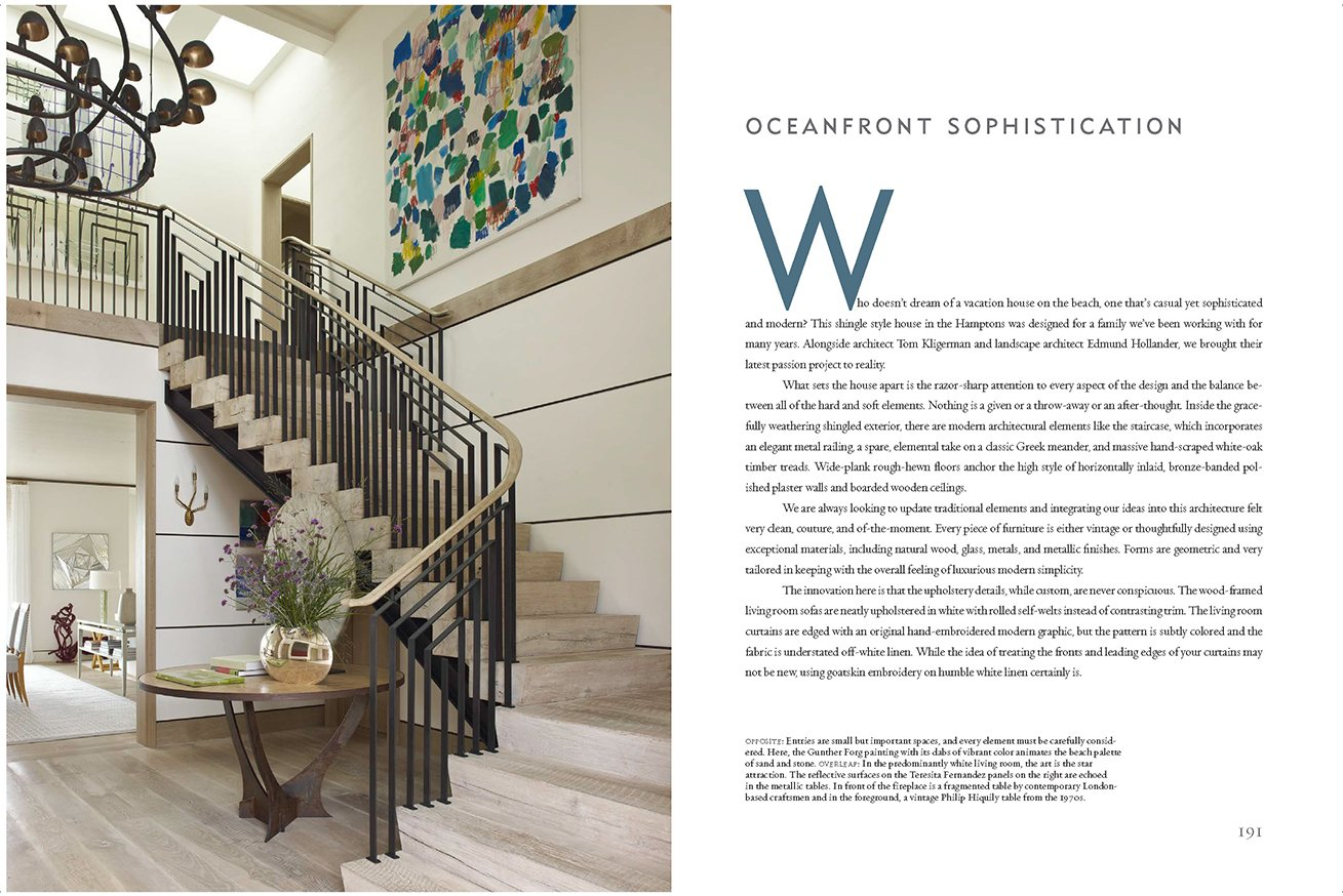 Decorating with Cullman /& Kravis From Classic to Contemporary