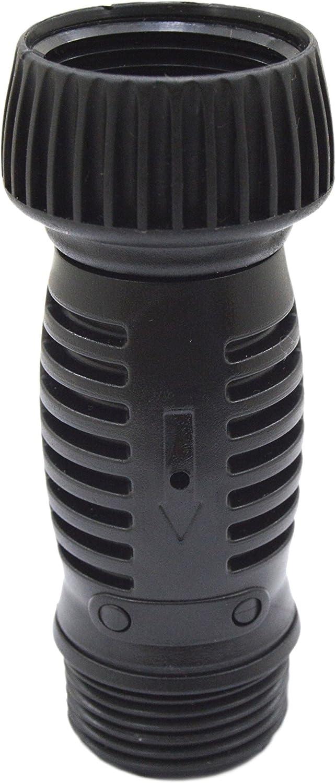 Noir M-H 3//4 s /& m 1/M-H r/éducteur de Pression /à 1/ATM