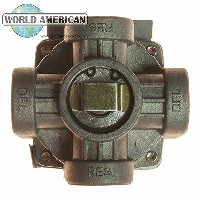 World American WAKN28520 Relay Valve: Automotive