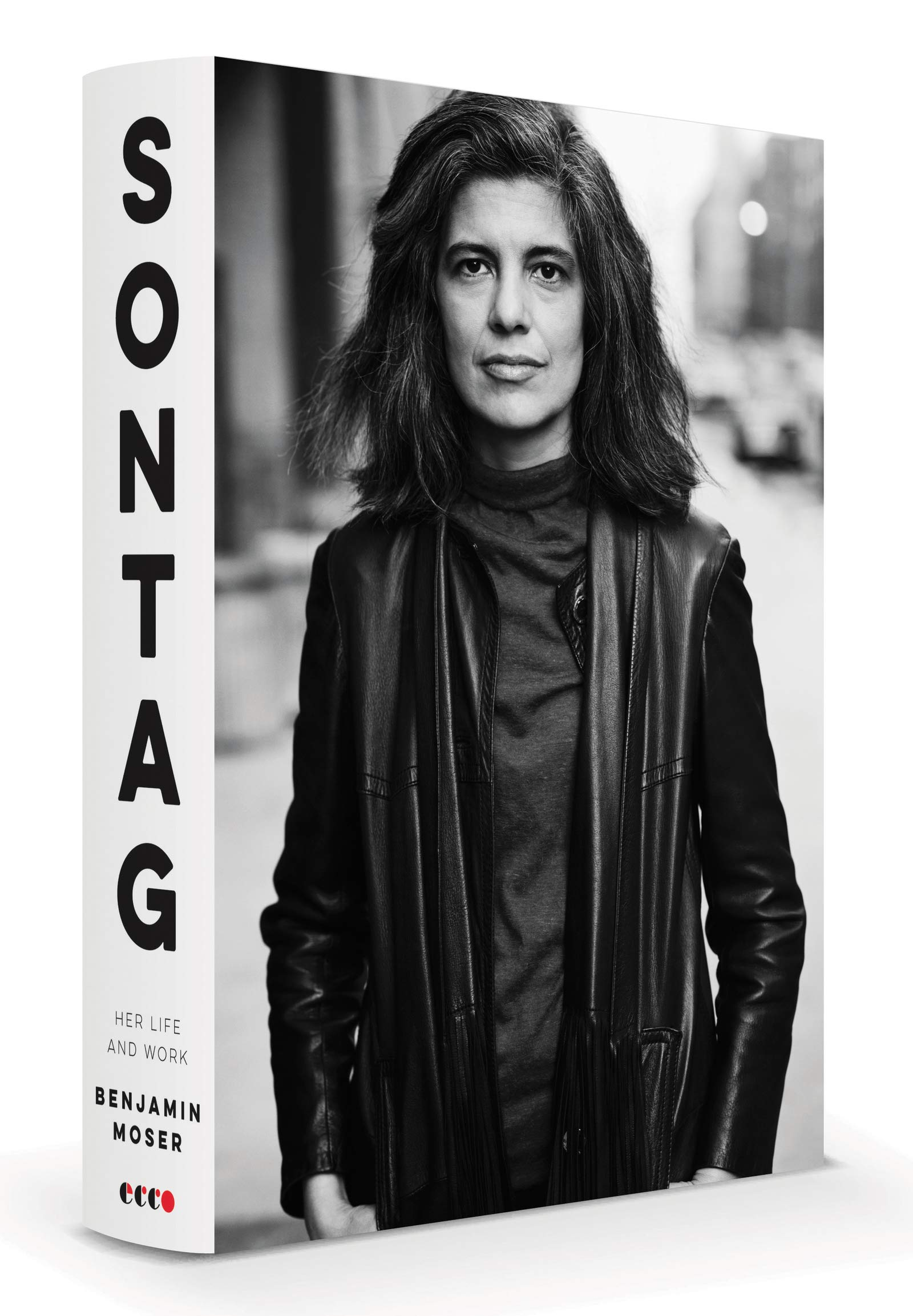 Sontag: Her Life and Work by Ecco