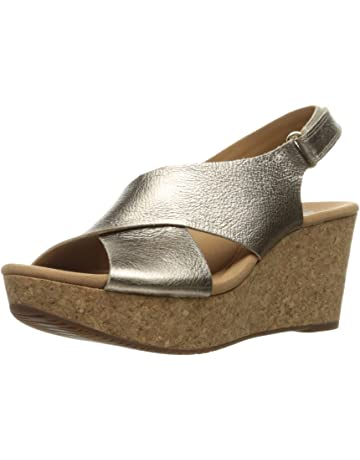 df24891ee Women's Platform Wedge Sandals | Amazon.com