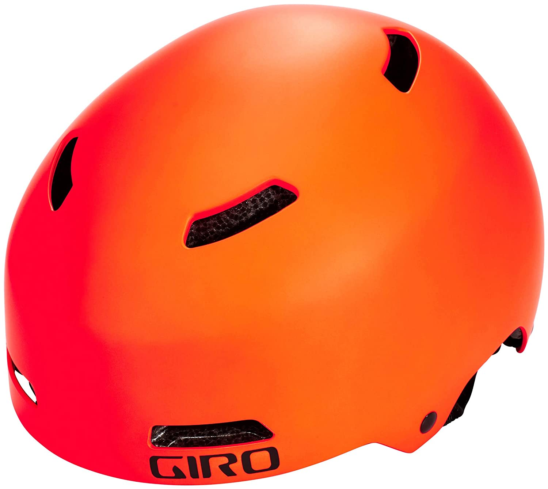 Giro Quarter FS MIPS Helmet mat Vermillion 2019 Fahrradhelm