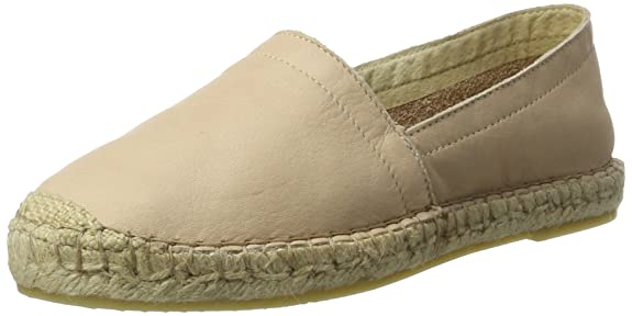 Womens Pskatie Leather Espadrillos Eski Espadrilles Pieces rv141aFgSd