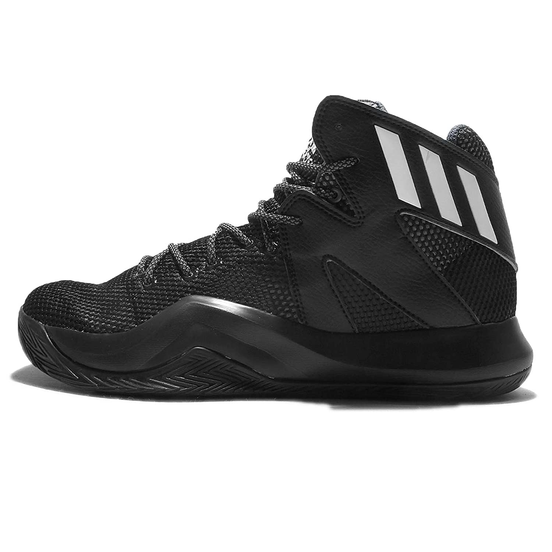 (アディダス) クレージー バウンス メンズ バスケットボール シューズ adidas Crazy Bounce AQ7757 [並行輸入品] B01N8VEREV 27.5 cm CORE BLACK/FOOTWEAR WHITE
