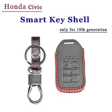 Amazon.com: jun-star funda de llave de coche mando a ...