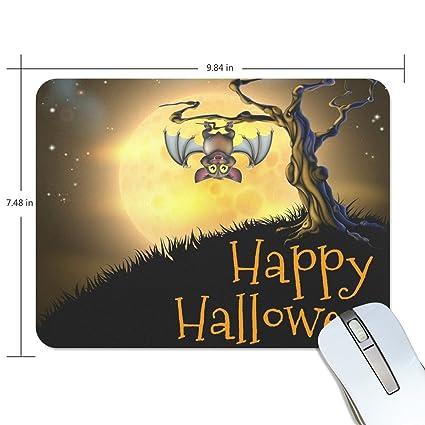 Amazoncom Alirea Halloween Vampire Bat Mouse Pads Non Slip Rubber
