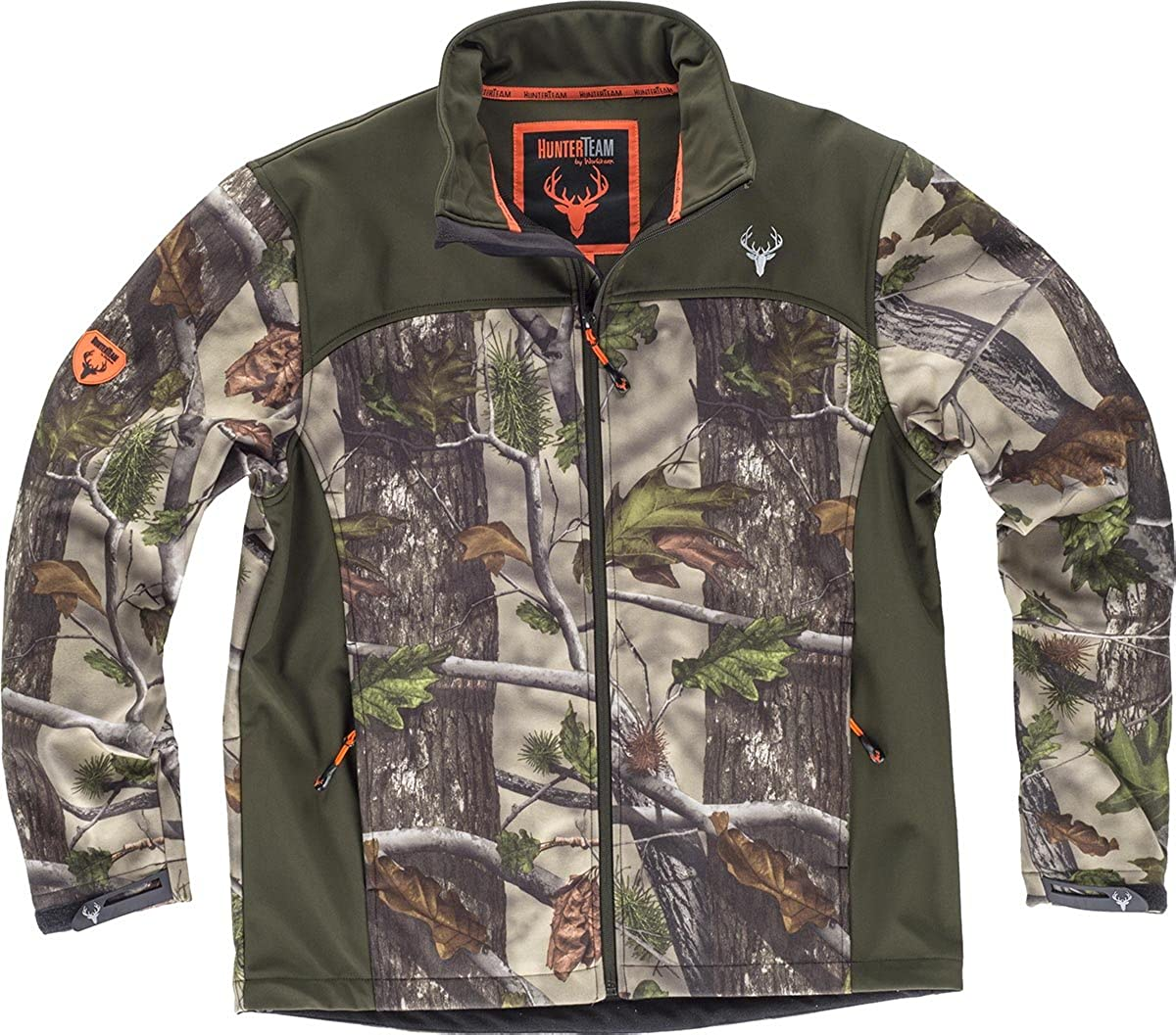 Work Team Chaqueta Caza y Pesca workshell Estampada con ...