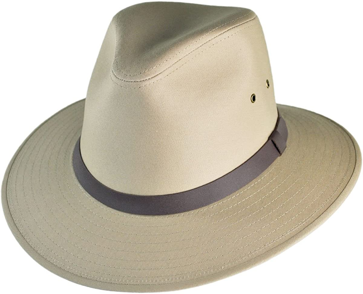 Jaxon Cotton Safari Hat