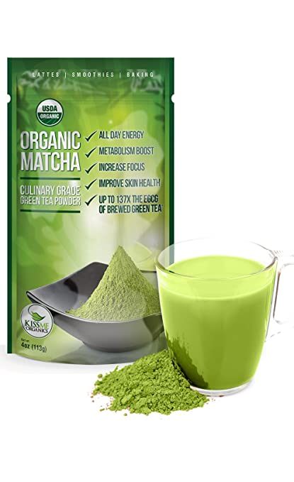 Matcha Green Tea Powder Weight loss teas