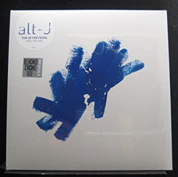 Alt J Alt J An Awesome Wave Vinyl Lp Amazon Com Music