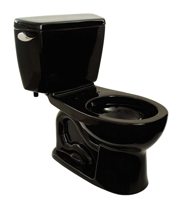 TOTO CST743S#01 Drake Round Bowl and Tank, Cotton White: Toilet ...