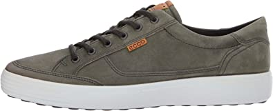 ECCO Men's Soft 7 Fashion Sneaker,Grey