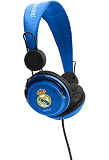 Seva Import Real Madrid Auricular Casco, Blanco, S