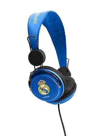 Seva Import Real Madrid Auricular Casco, Blanco, S: Amazon.es: Deportes y aire libre