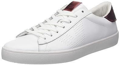 Victoria Deportivo Piel/Lentejuelas, Zapatillas para Mujer: Amazon.es: Zapatos y complementos