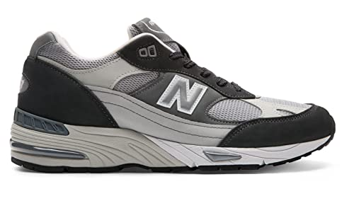 new style 994ba 644cd New Balance M991 XG - Made In England - Grey Black Artic Fox M991XG