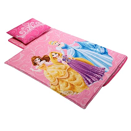 Amazon.com: Disney Princess Deluxe – Memory Foam Nap Mat ...