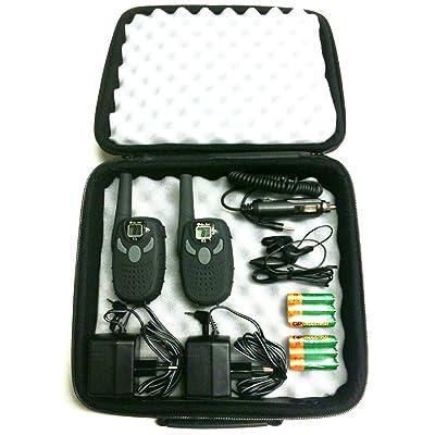 Alan K1 radios Valise C761 PMR CTCSS portable radio walkie talkie