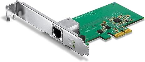 TRENDnet Gigabit PCI Express Adapter TEG-ECTX