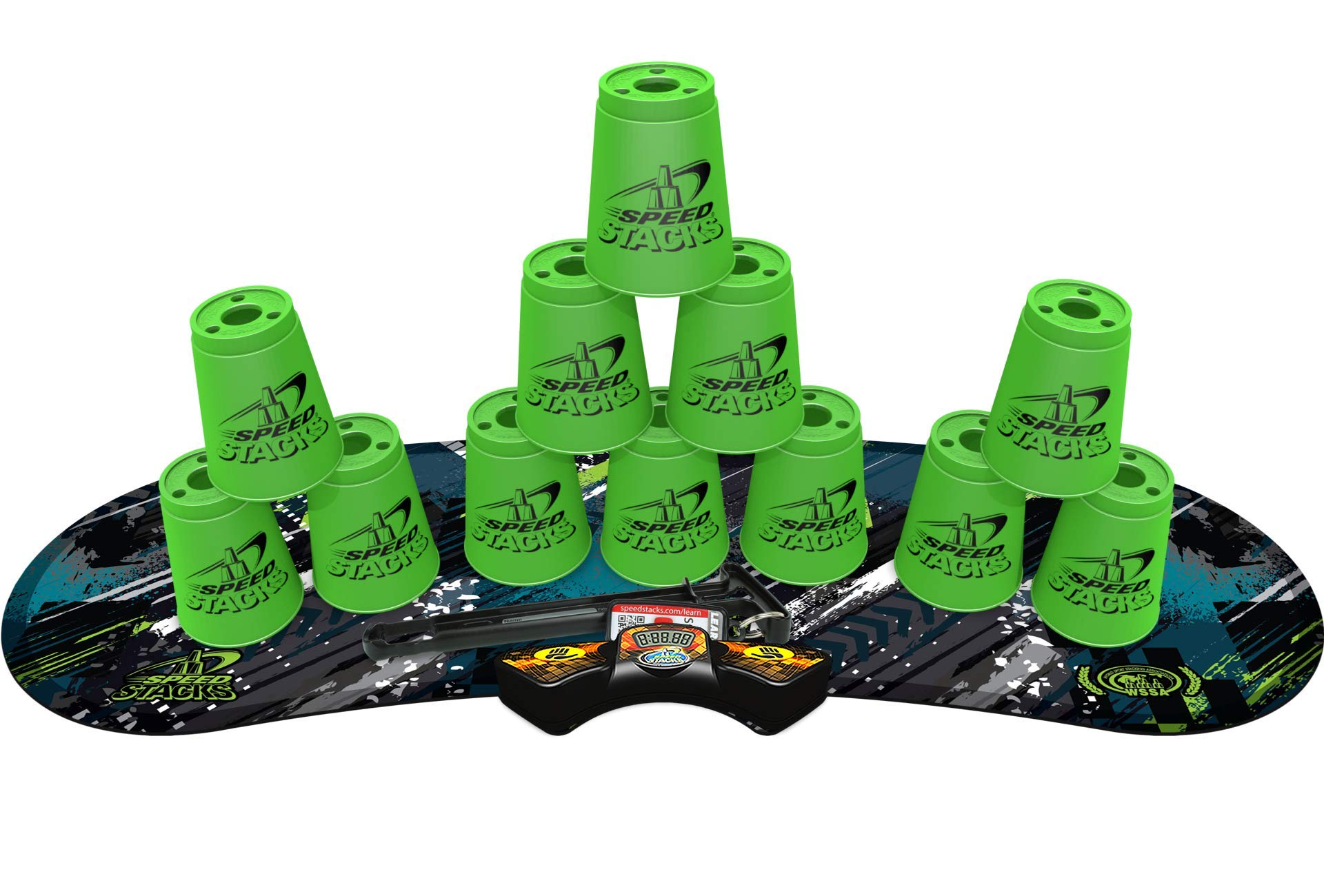 Speed Stacks Competitor - Green & GT Speed
