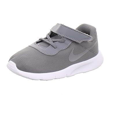 official photos b3270 61558 Nike Unisex-Kinder Kleinstkinder Sneaker Tanjun (TDV) Laufschuhe,  Mehrfarbig Gunsmoke-White