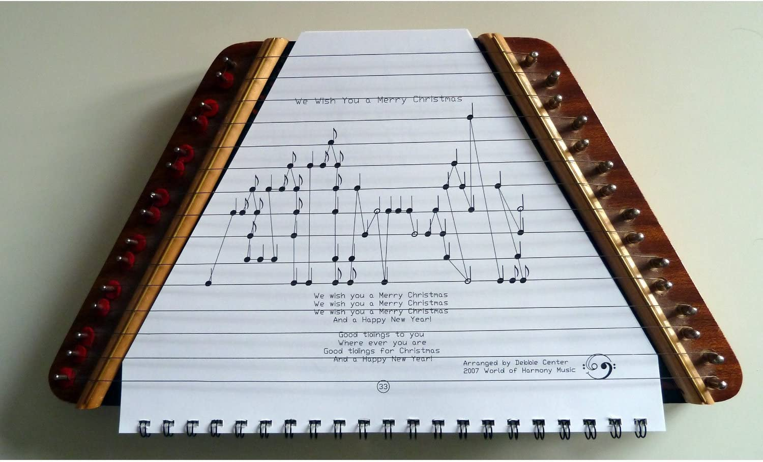 Music Maker Lap Harp Collection Special