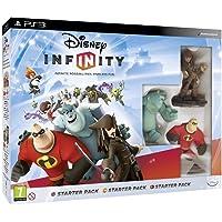 PS3 DISNEY INFINITY STARTER PACK